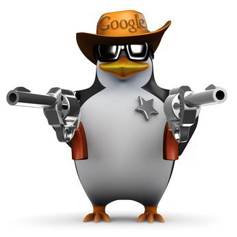 google-with-penguin